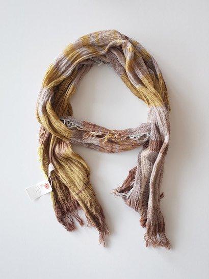 tamaki niime roots shawl middle cotton (RSM-08)