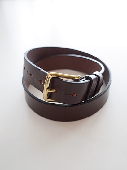 Martin Faizey Saddle Leather Belt