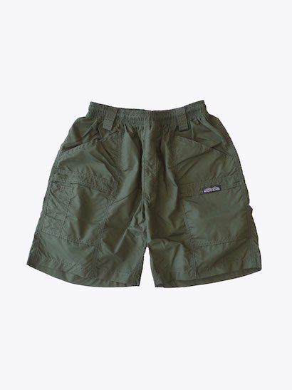 MOCEAN Barrier Shorts - Olive