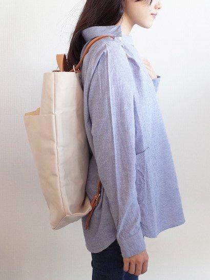 TEMBEA  School Bag - Natural