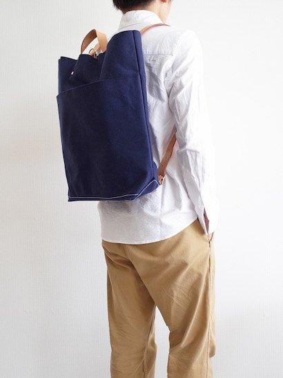 TEMBEA  School Bag - Navy