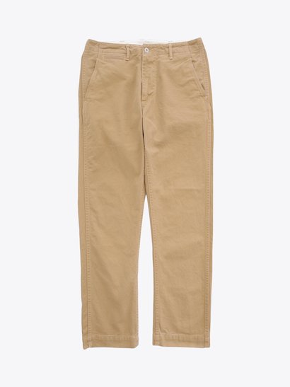 orSlow Slim Fit Army Trouser - Khaki