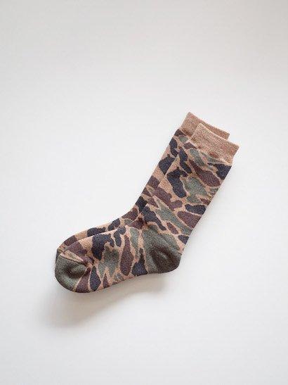 RoToTo Camo Socks - Dark Camo