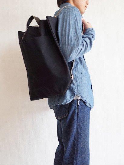 TEMBEA  School Bag - Black