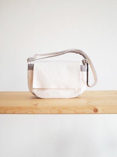 TEMBEA Toy Bag - Natural / Mid Gray