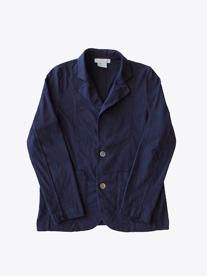 SBTRACT  Cardigan Jacket - Navy Black