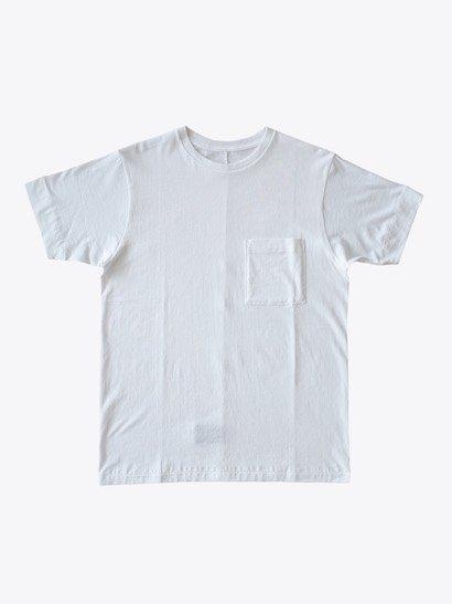 ALWEL Half Sleeve Tee - White