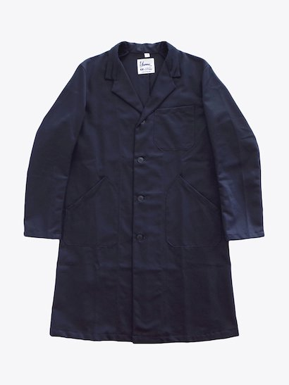 Yarmo Work Coat - Navy