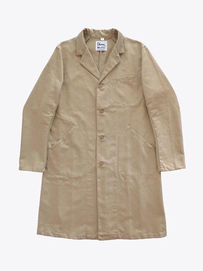 Yarmo Work Coat - Beige