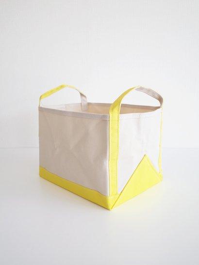 TEMBEA Book Tote - Natural / Yellow