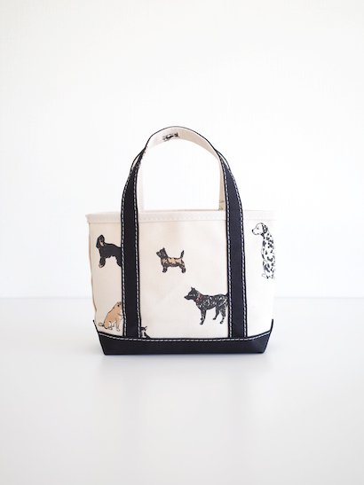 TEMBEA  Open Tote Mini - Dog