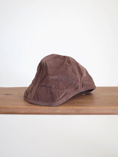 TATAMIZE  Work Cap Corduroy - Brown