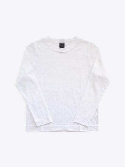 homspun 天竺長袖Tシャツ サラシ