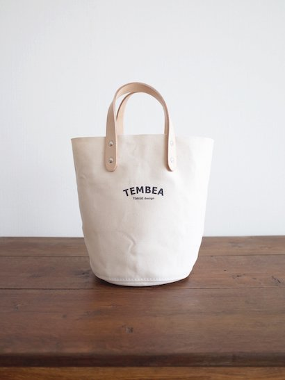 TEMBEA  Delivery Tote Small - Natural