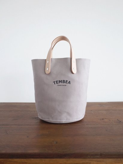 TEMBEA  Delivery Tote Small - Gray