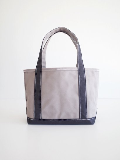 TEMBEA  Open Tote Small Pocket - Gray / Charcoal