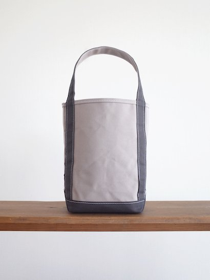TEMBEA  Baguette Tote Small - Gray / Charcoal