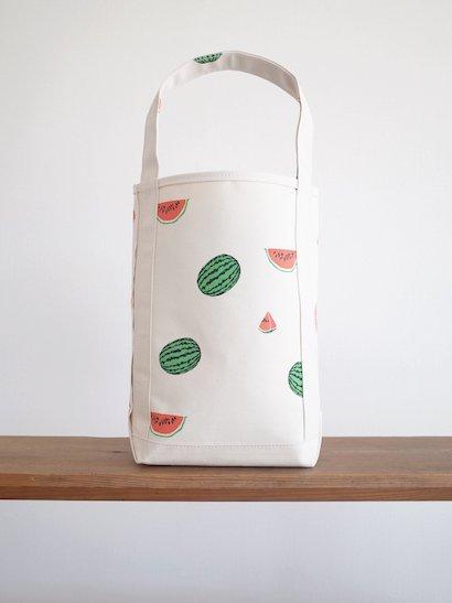 TEMBEA  Baguette Tote - Watermelon