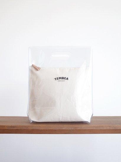 TEMBEA Vinyl Bag PVC - Clear