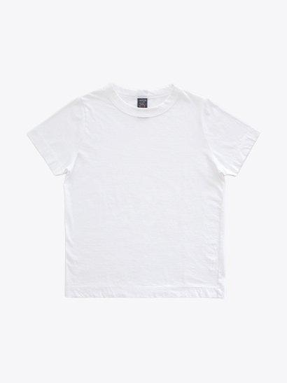 homspun 天竺半袖Tシャツ サラシ (メンズ)