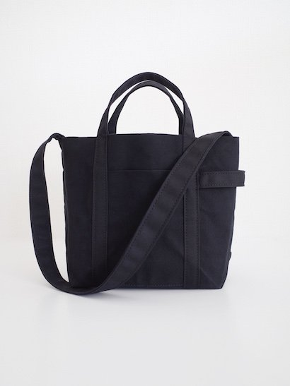 TEMBEA  Club Tote Small - Black / Black