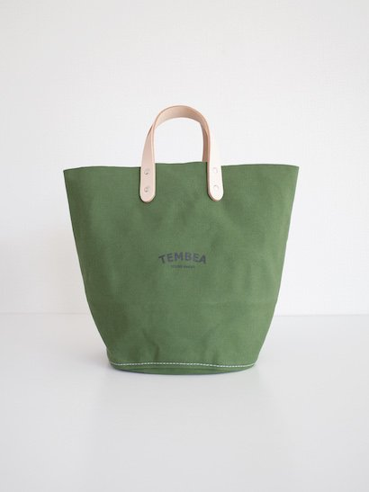 TEMBEA  Delivery Tote - New Olive