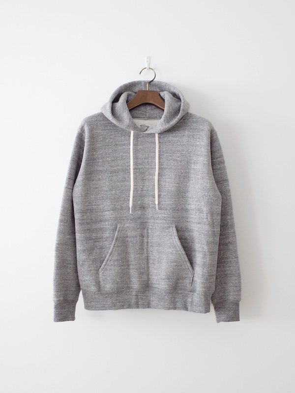 orSlow Hooded Pullover - Charcoal Gray