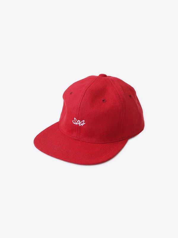 TEMBEA MOGNO,6 SDG Cap - Red