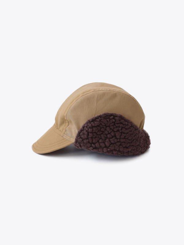TEMBEA Ear Cap - Beige / Brown