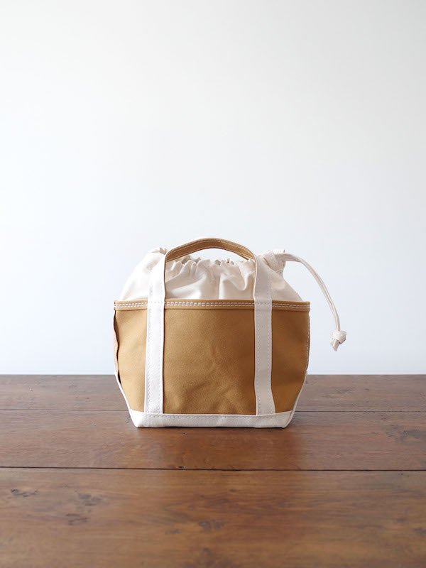 TEMBEA  CD Tote - New Beige / Natural