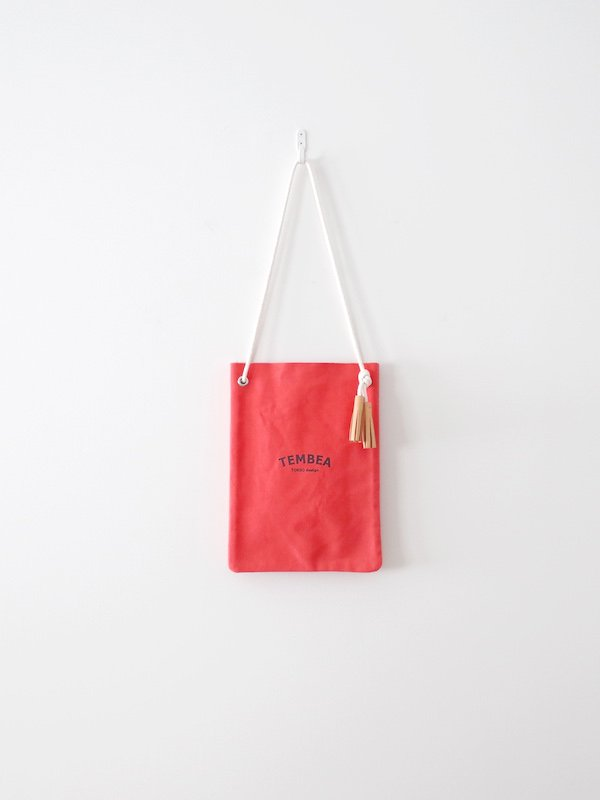 TEMBEA Game Pouch Logo - New Red
