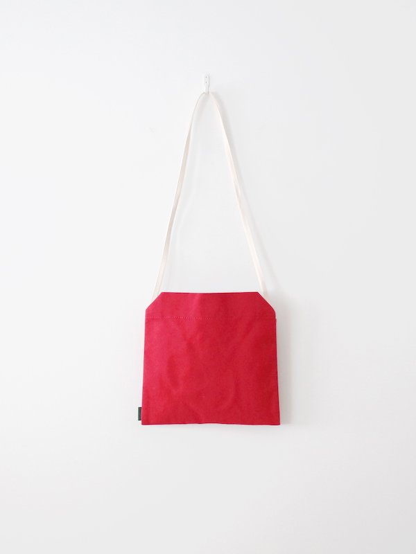 TEMBEA Envelope Bag Wool - Red