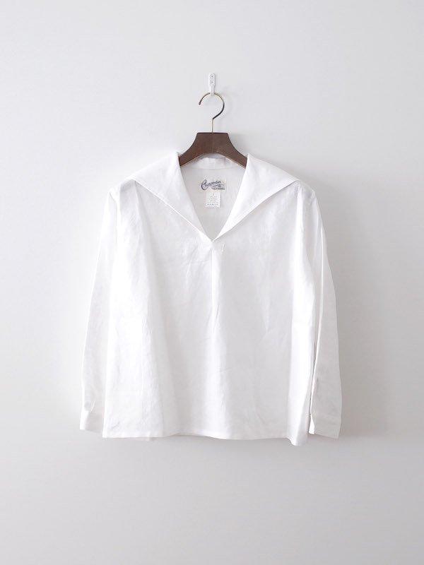 Charpentier de Vaisseau Susie セーラーシャツ White