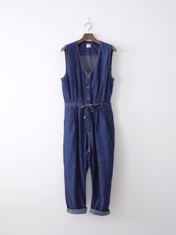 orSlow Denim Jump Suits - One Wash