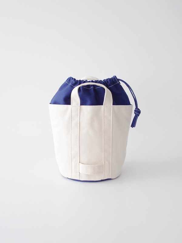 TEMBEA Delivery Tote Small Basic - Natural / Navy