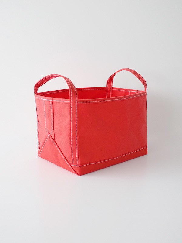 TEMBEA Book Tote - New Red / Red
