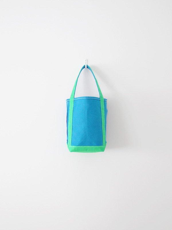 TEMBEA Baguette Tote Mini - Blue / Kelly