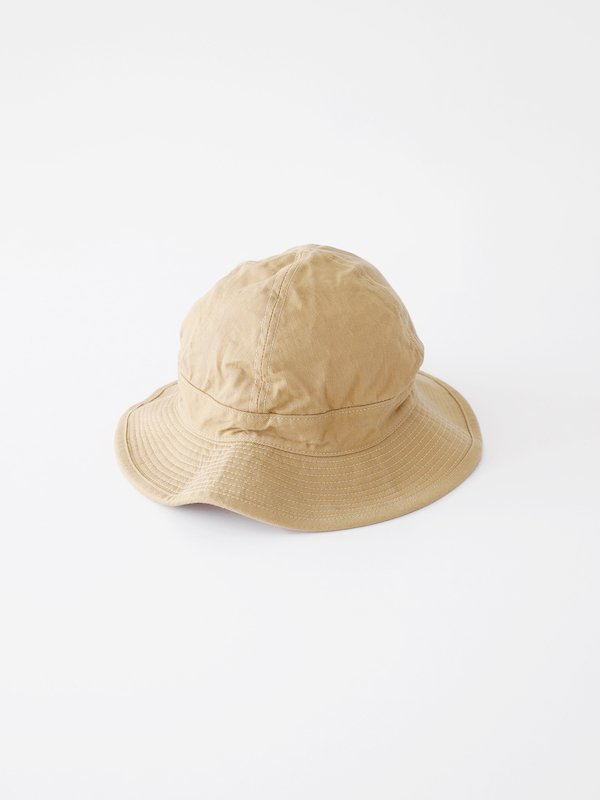 orSlow US Navy Hat - Khaki