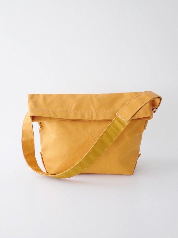 TEMBEA Messenger Bag - Mustard / Mustard