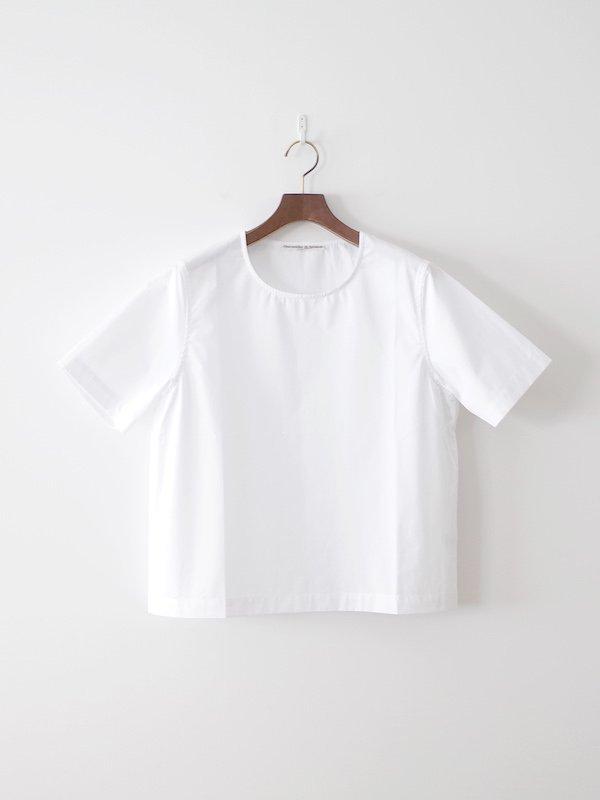 Charpentier de Vaisseau Spencer 半袖クルーネックシャツ White