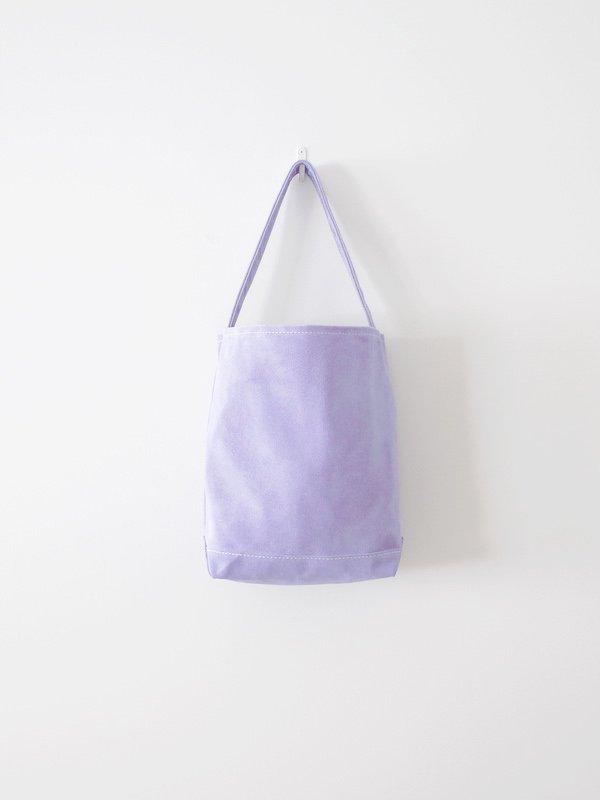 TEMBEA Single Tote Suede - Lavender