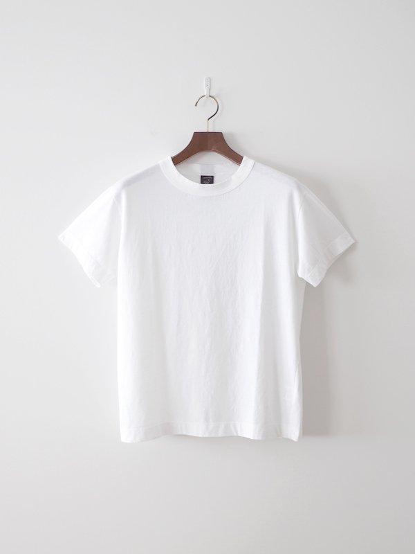 homspun 天竺半袖Tシャツ サラシ(メンズ)
