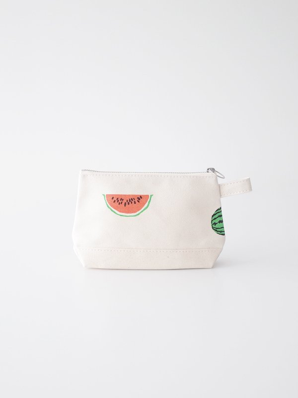 TEMBEA Toiletry Bag - Watermelon