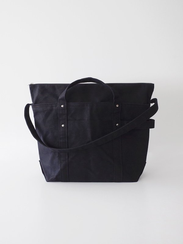 TEMBEA Harvest Tote Large - Black