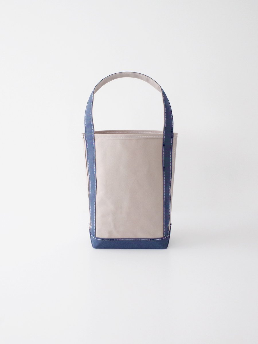 TEMBEA Baguette Tote Small - Gray / Smoky Blue