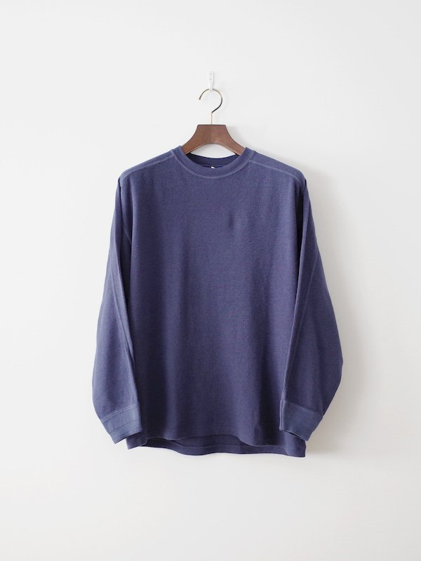 Ohh! Thermal L/S Undershirt - Navy