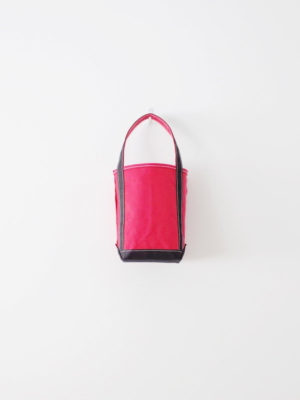 TEMBEA Baguette Tote Mini - Red / Black