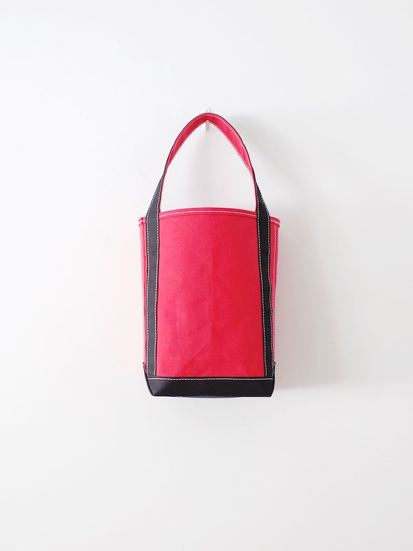 TEMBEA Baguette Tote Small - Red / Black