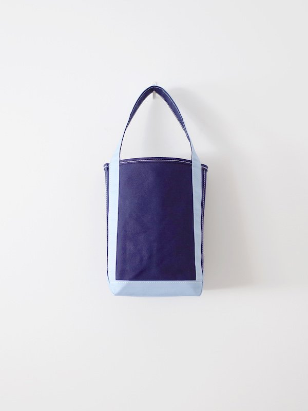TEMBEA Baguette Tote Small - Navy / Sax