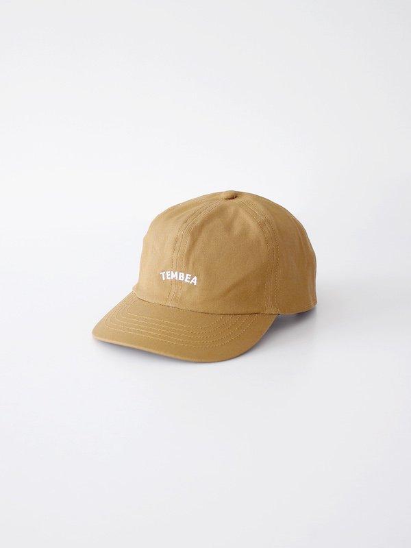 TEMBEA Logo Cap - Dk Khaki